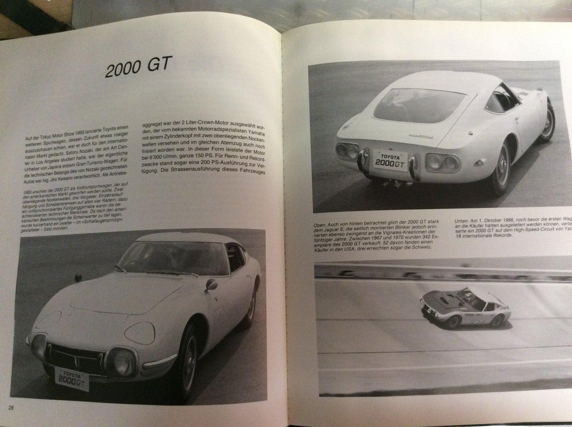 Toyota Celica Geschichte Und Modellentwicklung