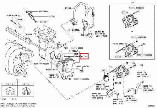 P1604 Toyota Auris – Carro